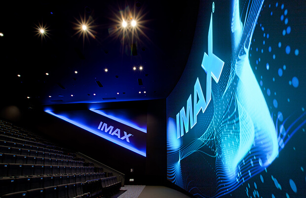 IMAX digital theater