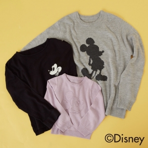 Collection of the 90th anniversary of a.v.v original Mickey Mouse comes up!