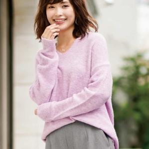 Delicate vanity knit