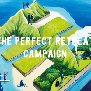 HELLY HANSEN THE PERFECT RETREAT CAMPAIGN
