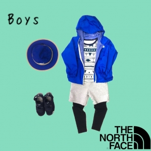 THE NORTH FACE KIDS BOYS & GIRLS CAMP STYLE