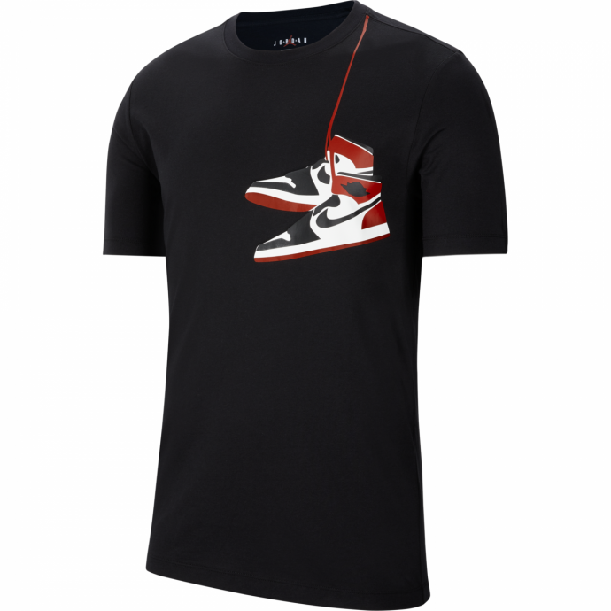 AIR JORDAN SHOES PRINT T