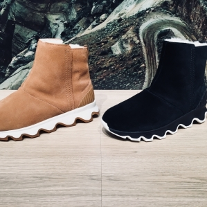 SOREL recommended boots feature!