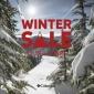 Winter sale now being held!