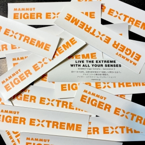 EIGER EXTREME★Let's Try!!