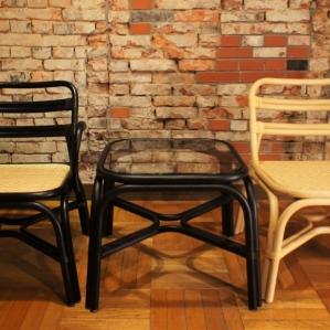 SabiSabi new product rattan chair TOU series