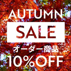 **AUTUMN SALE* *
