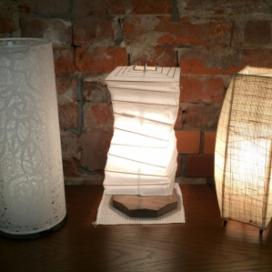 "Design lighting ""fores"" of Gifu, Mino Japanese paper"
