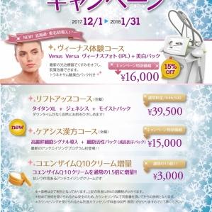 Winter Beauty 캠페인