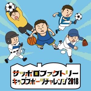Kids sports challenge 2018