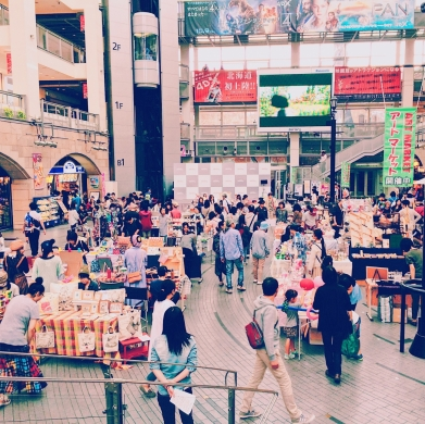 街道艺术市场