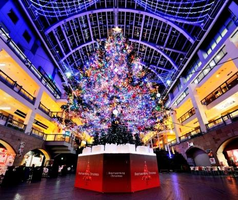 2018巨大聖誕樹點燈式