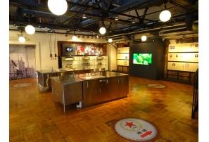 Sapporo Kaitakushi Beer brewery, visit building