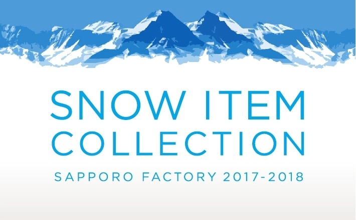 SNOW ITEM COLLECTION